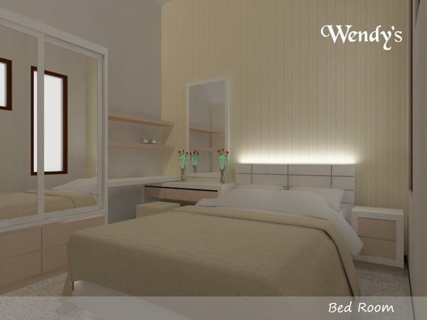 bed room 1 logo