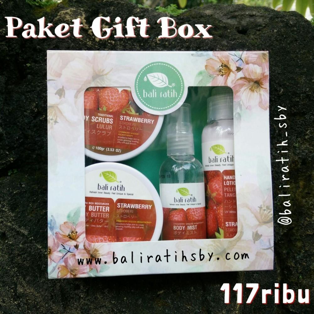Paket Gift Box 117 rb