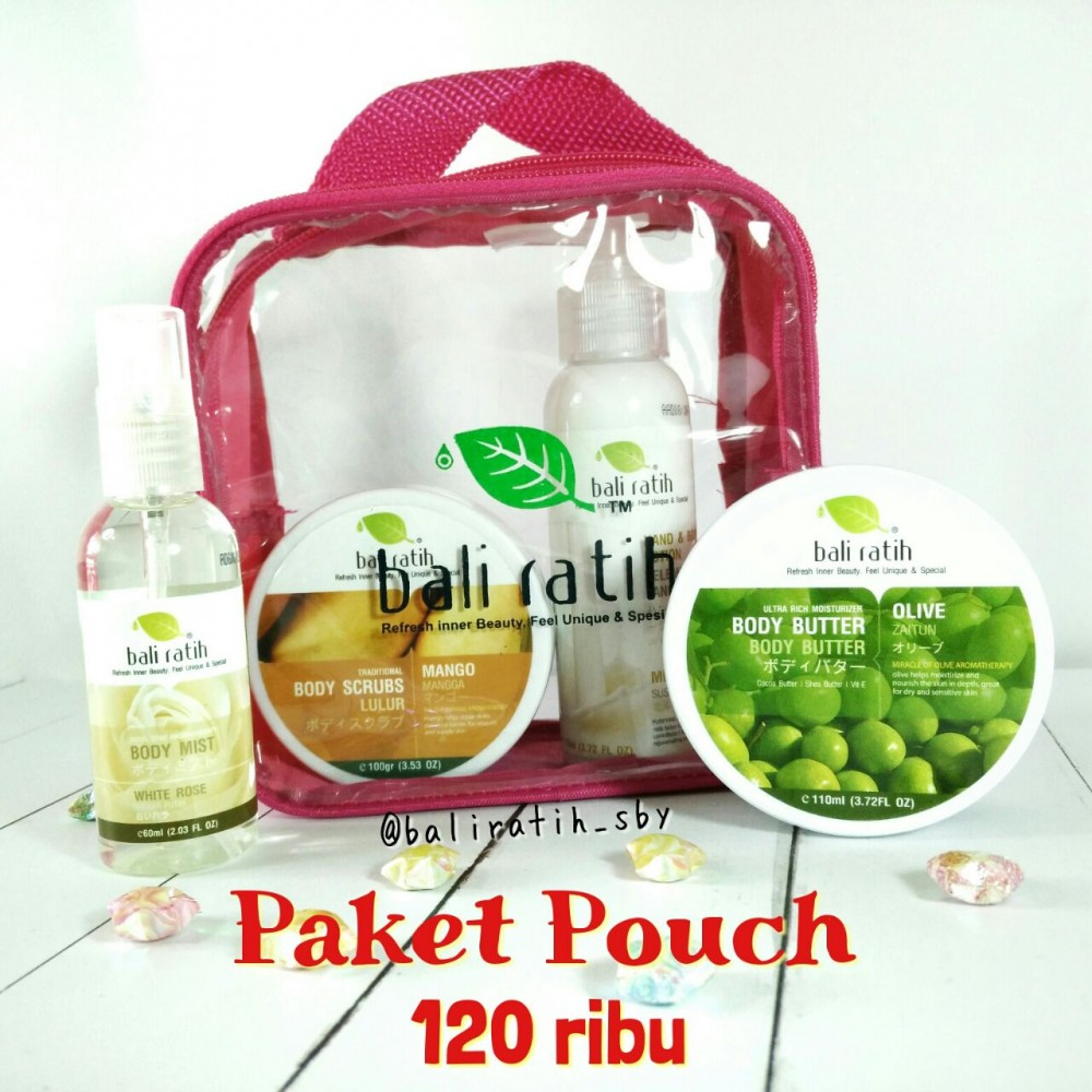 Paket Pouch 120 rb